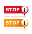 Stop Signs vector image vector image