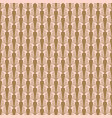 vintage art deco seamless pattern gold and blush vector image vector image
