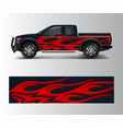 truck and cargo van wrap car decal wrap design