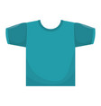 shirt hanging in the laundry vector image vector image