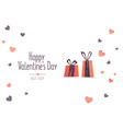 big sale of valentines day vector image vector image