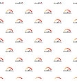racing speedometer pattern seamless vector image vector image