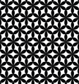 Seamless geometric pattern Geometric simple print vector image vector image