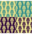 Wallpaper in the style of Baroque vector image