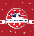 Election day vector image