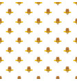 groundhog day pattern seamless vector image