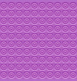 abstract lilac background circles volume vector image vector image
