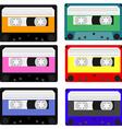 Cassete set