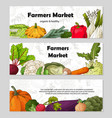 food design with vegetable hand drawn sketch of vector image vector image