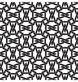 Seamless pattern of intersecting polygons vector image vector image