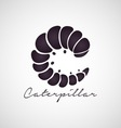 Caterpillar logo vector image
