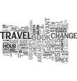 airfares to costa rica text word cloud concept vector image vector image