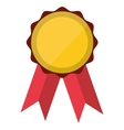 award badge icon vector image