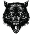 Hand drawn wolf linework vector | Price: 3 Credits (USD $3)