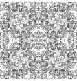 Seamless pattern with vintage ornament Background vector image vector image