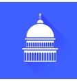 Capitol Icon vector image
