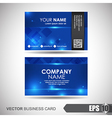 Business Card 008 vector image
