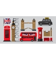 great britain vector image vector image