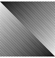 halftone line oblique geometric pattern background vector image vector image