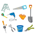 tool time vector image vector image
