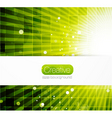 creative background vector image vector image