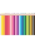 Set of colored pencils vector | Price: 1 Credit (USD $1)