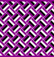 simple repeating pattern - square background vector image vector image