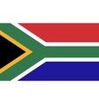 South Africa flag image vector image vector image