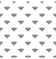 cricket pattern seamless vector image vector image