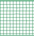 hand drawn seamless geometric pattern creative art vector image vector image