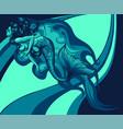 ilustrarton mermaids siren art designm vector image vector image