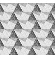 seamless geometric pattern abstract textured vector image vector image