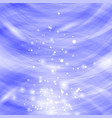 blue burst blurred background vector image vector image
