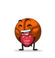 Basket ball mascot or character