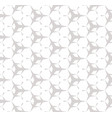 subtle white and gray texture seamless pattern vector image