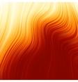 Abstract glow Twist with golden flow EPS 8 vector image vector image