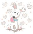 cute dog cartoon baby