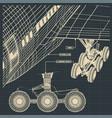 fragments of civil aircraft drawings