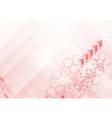 hi-tech abstract backdrop vector image vector image