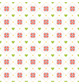 happy birthday seamless pattern design vector image vector image