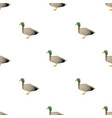 duck triangle pattern backgrounds vector image vector image
