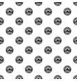 rafting club pattern seamless vector image vector image
