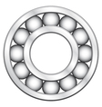 Ball bearing vector image vector image