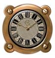 Ancient clock ector vector image vector image