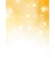 Glittery Christmas background EPS 8 vector image vector image