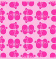 lesbians kissing background lgbt seamless pattern vector image vector image