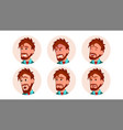 man avatar people icon placeholder vector image vector image