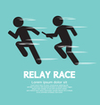 Relay Race vector image
