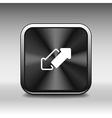 2 side arrow seamless web page design vector image vector image