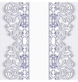 lace backdrop vector image vector image